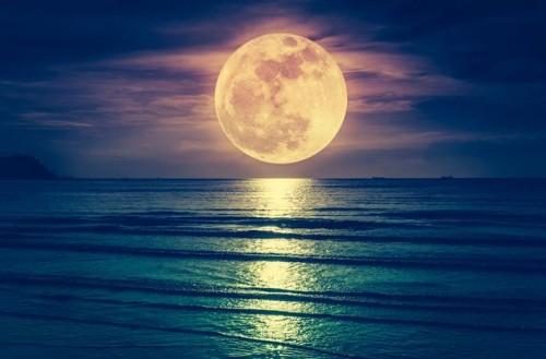 Луна в кельтской мифологии